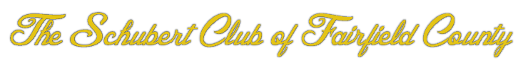 The Schubert Club of Fairfield County